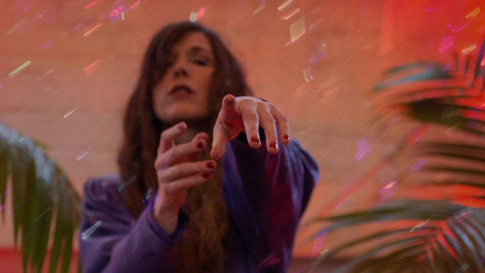 Reb Fountain 'Beastie' video screenshot