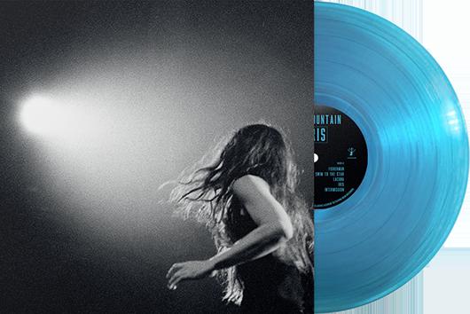 Reb Fountain Album: Iris